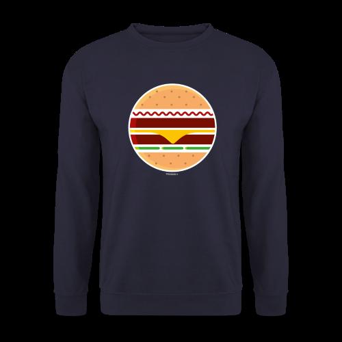 Circle Burger  - Felpa da uomo