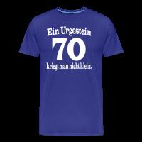 Urgestein 70. Geburtstag T-Shirt Mann