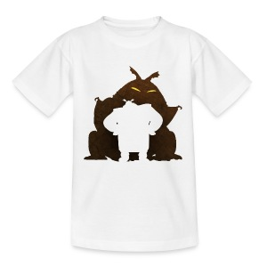 Dragons Meatlug & Fishlegs Kids T-Shirt - Teenage T-shirt