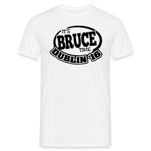 It's Bruce Time: Dublin 2016 - Männer T-Shirt