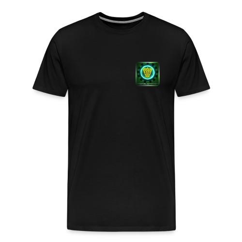 t-shirt logo grande la bibbia del contoterzista  - Maglietta Premium da uomo