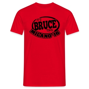 It's Bruce Time: Milano 2016 - Männer T-Shirt