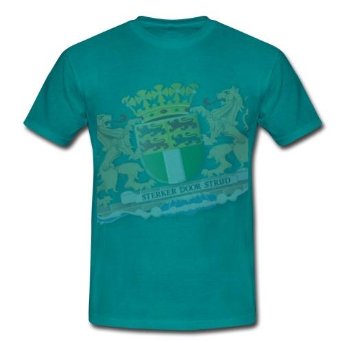 Mannen T-shirt - t-shirt,rotterdam,mannen,010