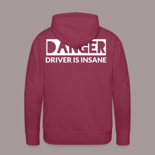DANGER - Männer Premium Hoodie