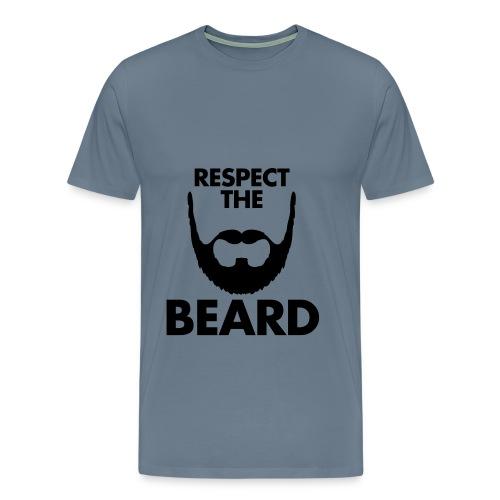Bartfresse - Männer Premium T-Shirt