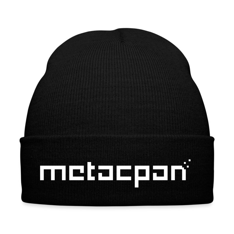 MetaCPAN Cap - Winter Hat