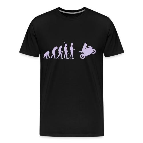 Zyklus  - Männer Premium T-Shirt