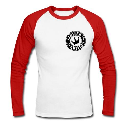cwester T-Shirt - Men's Long Sleeve Baseball T-Shirt
