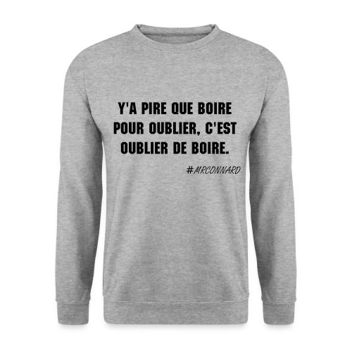 #MRCONNARD - Sweat-shirt Homme