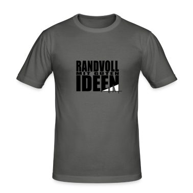 randvoll mit guten ideen t shirt spreadshirt. Black Bedroom Furniture Sets. Home Design Ideas
