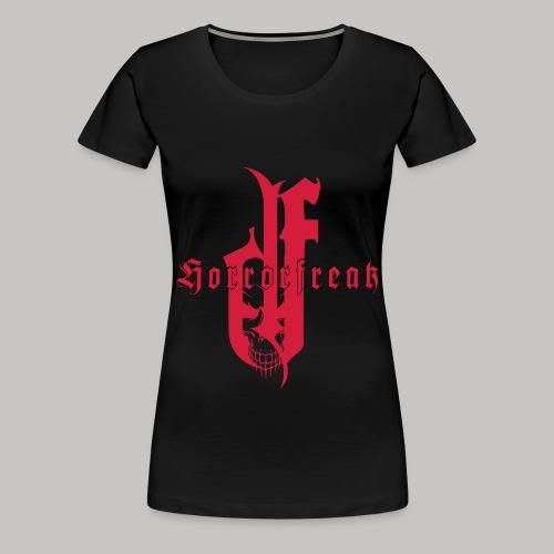 HORRORFREAK - Frauen Premium T-Shirt