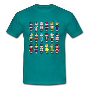 Mini Peloton - Men's T-Shirt