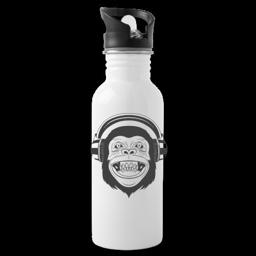 Trinkpulle Monkey Beatz - Trinkflasche