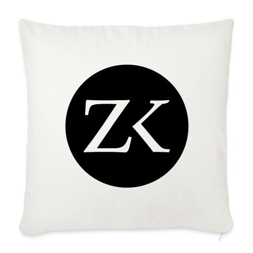 ZK Logo - Sofakissenbezug 44 x 44 cm
