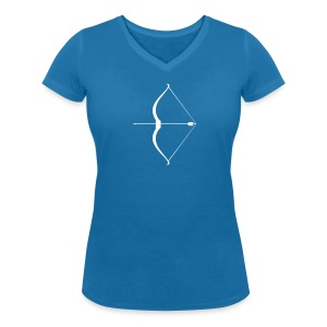 Frauen T-Shirt mit V-Ausschnitt - archersONE TM  - Frauen Bio-T-Shirt mit V-Ausschnitt von Stanley & Stella