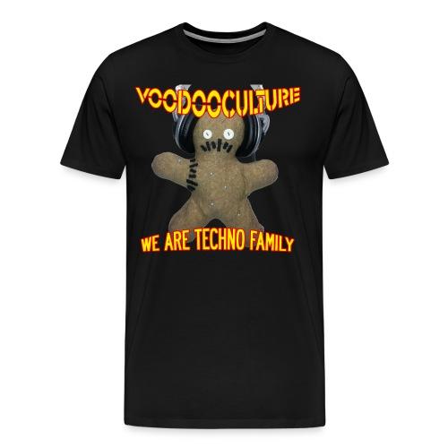 Voodooculture Shirt - Männer Premium T-Shirt