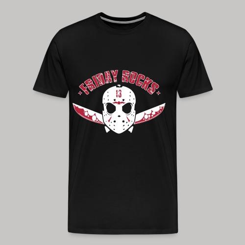 FRIDAY ROCKS - Männer Premium T-Shirt
