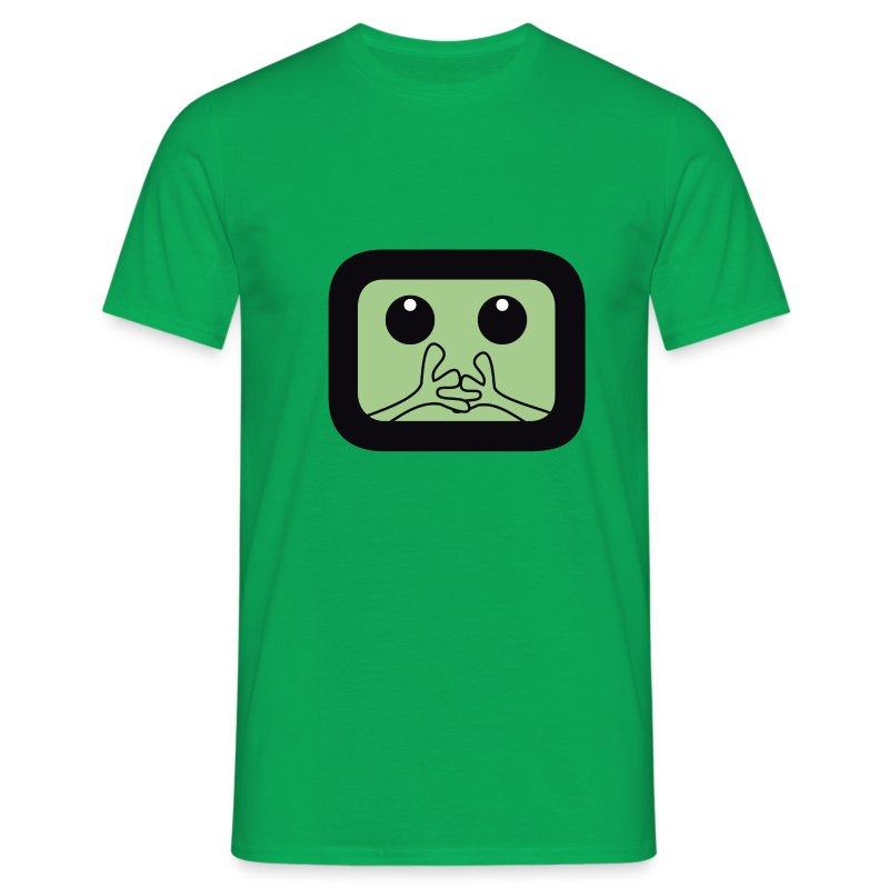 Just a litlle frog - T-shirt Homme