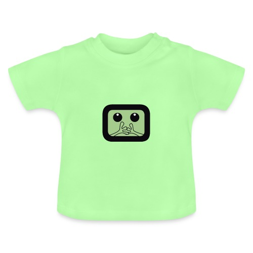 Just a litlle frog - T-shirt Bébé