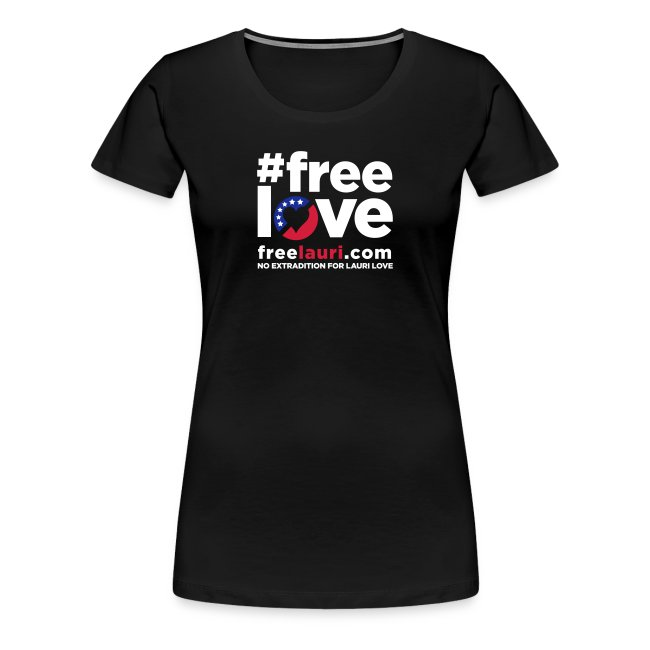 Free Love Women's T-shirt