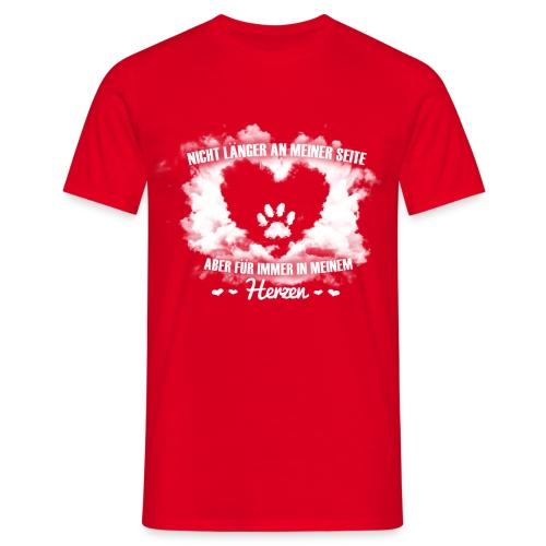 Himmel Shirt - Männer T-Shirt