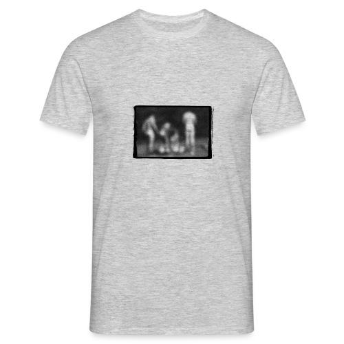 T-shirt silhouette - T-shirt Homme
