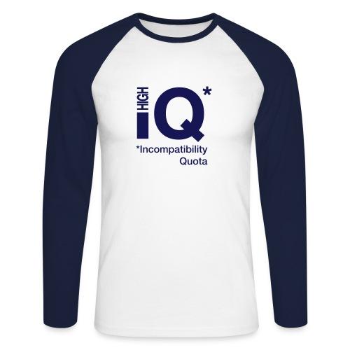 Promodoro Q 1 - T-shirt baseball manches longues Homme
