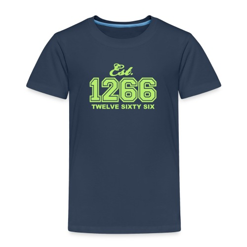 Kinder T-Shirt (Größen: 98/104 - 134/140) - Kinder Premium T-Shirt