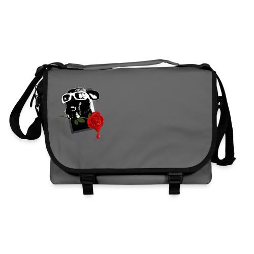 Doggie Bag Rose - Umhängetasche