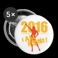 Buttons & Anstecker ~ Buttons groß 56 mm ~ 2016 Button