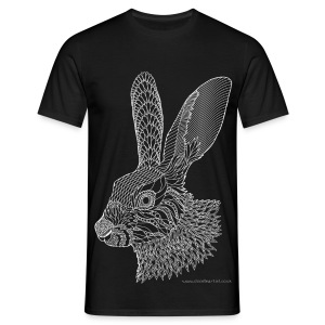 Hare - Men's T-Shirt