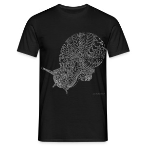 GAL Giant African Land Snail - Men's T-Shirt