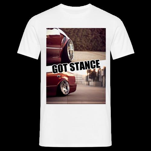 GOT STANCE Theme Shirt black - Männer T-Shirt