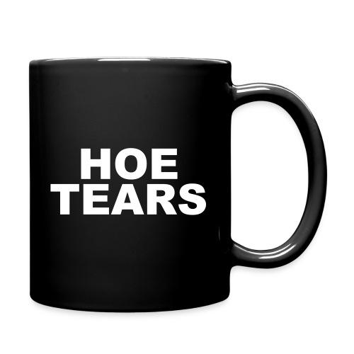 Hoe tears - Full Colour Mug