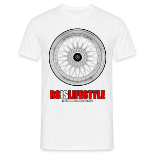 RS IS LIFESTYLE MEN  - Männer T-Shirt