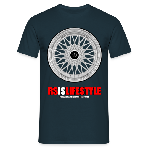 RS IS LIFESTYLE MEN  - Männer T-Shirt