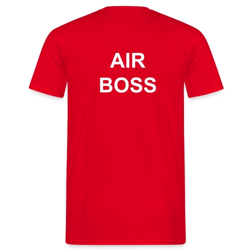 Standardshirt AIR BOSS - Männer T-Shirt