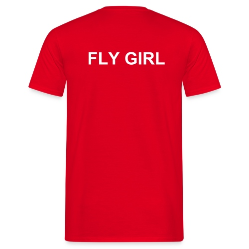 Standardshirt FLY GIRL - Männer T-Shirt