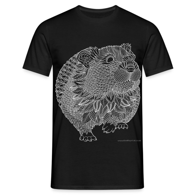 Golden hamster - Men's T-Shirt