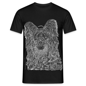 Yorkshire terrier - Men's T-Shirt