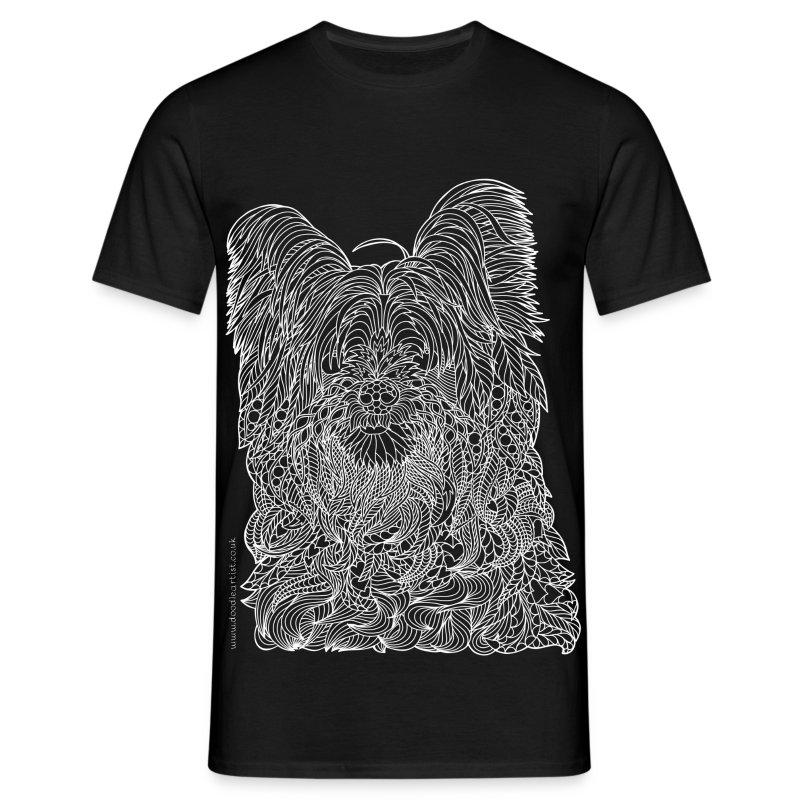 Yorkshire terrier - Men's T-Shirt
