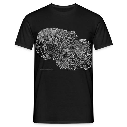 Macaw - Men's T-Shirt