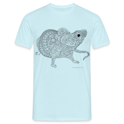 Fancy mouse - Men's T-Shirt