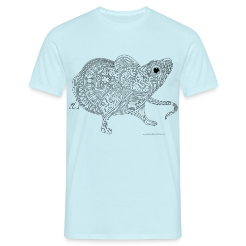 Fancy mouse - Men's T-Shirt
