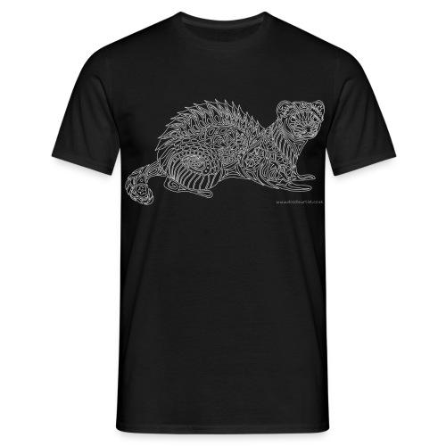 Ferret - Men's T-Shirt