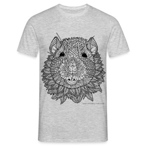 Derwent the happy rat - Men's T-Shirt
