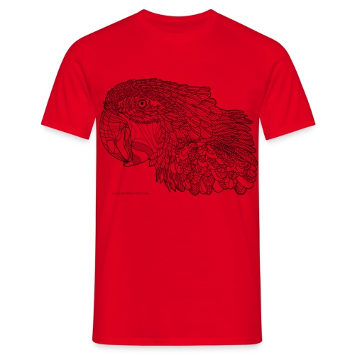 Chinese fighting fish - Men's T-Shirt