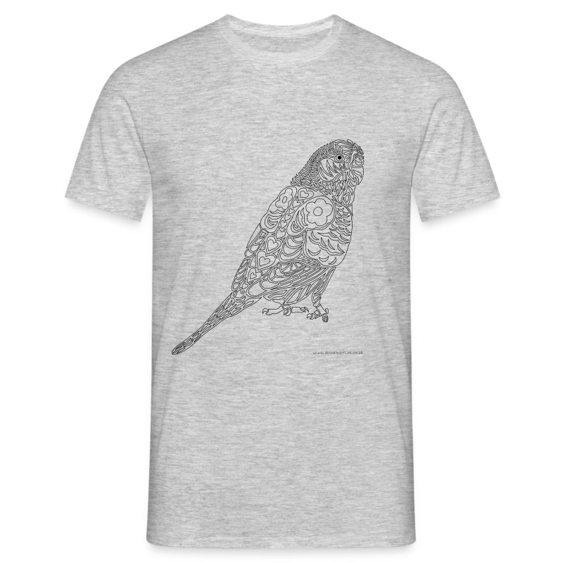 Budgerigar - Men's T-Shirt