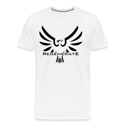 Regenerate Logo - Männer Premium T-Shirt