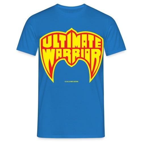 Ultimate Warrior Classic Logo Shirt - Men's T-Shirt